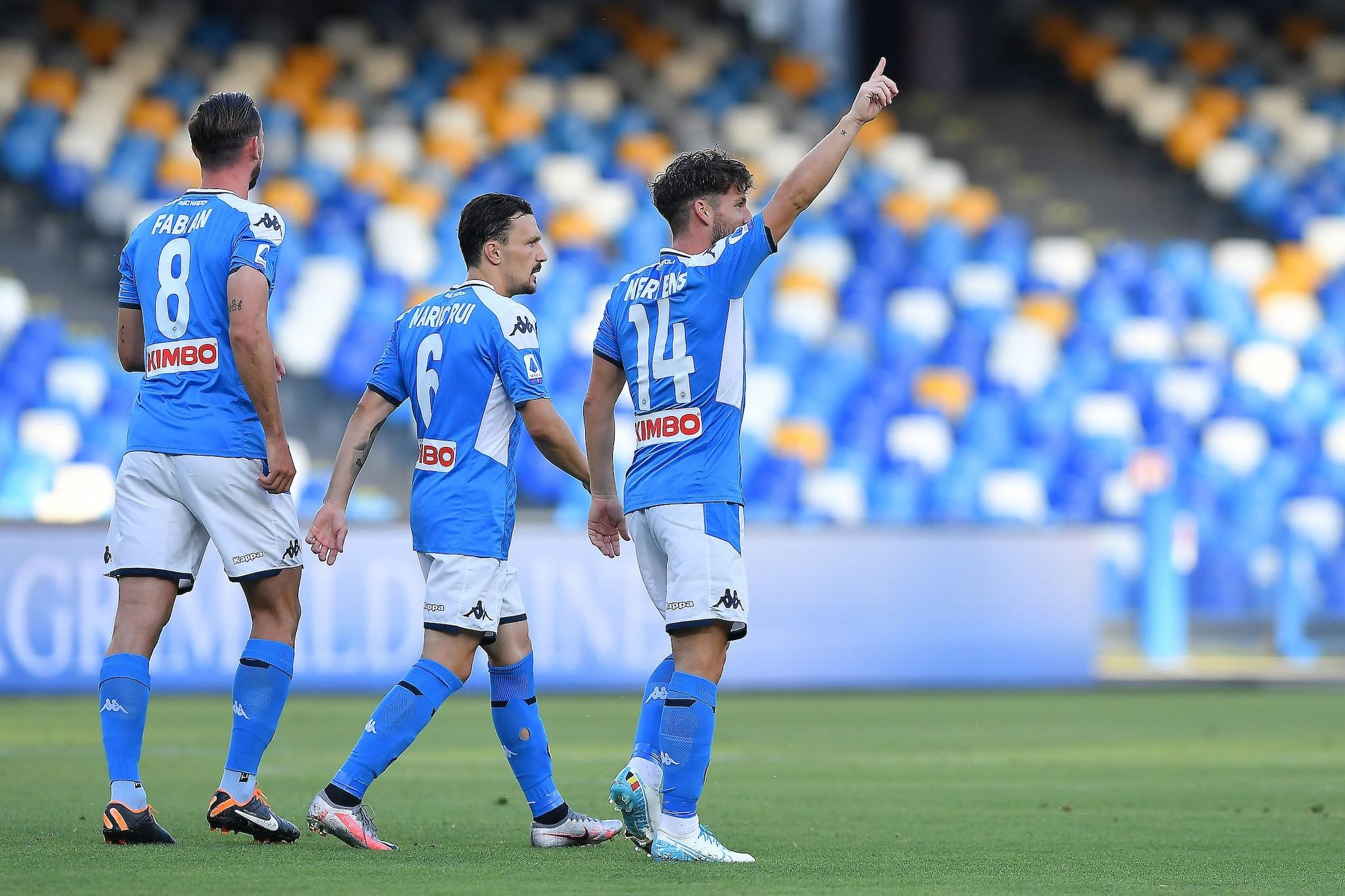 Serie A Risultati Della 28a Giornata Vincono Napoli E Atalanta Il Bologna Affonda La Samp