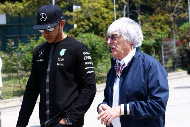 Formula 1, Lewis Hamilton contro Bernie Ecclestone: