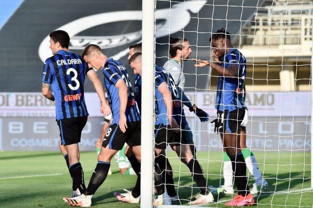 Atalanta-Sassuolo 4-1: Dea straripante, Zapata trascinatore con ...