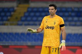 Buffon è l'unico a salvarsi: il migliore della Juventus a 42 anni