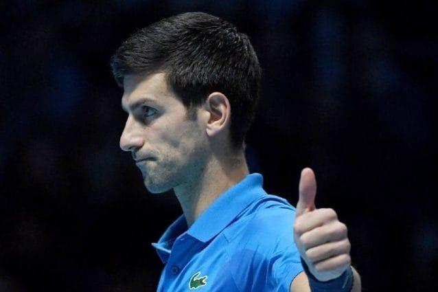 Novak Djokovic moglie Jelena negativi test Coronavirus