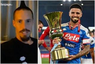 """Marek Hamsik a Fanpage.it: """"Complimenti al Napoli per la bellissima vittoria della Coppa Italia"""""""