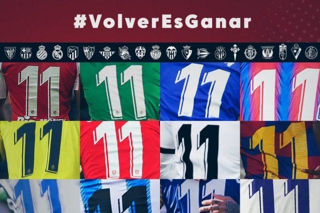 La Liga ufficializza la ripartenza: 11 giugno con il derby di Siviglia alle 22