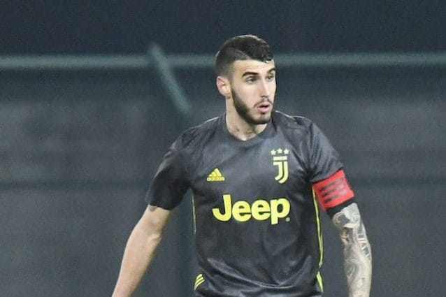 Simone Muratore dalla Juventus all'Atalanta