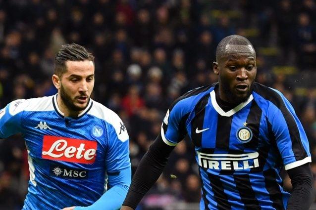 Calcio In Tv 13 Giugno Napoli Inter Di Coppa Italia In Chiaro Orario E Dove Vederla