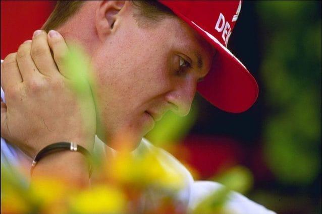Michael Schumacher, dalla Francia: