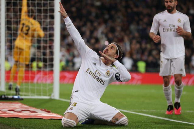 Calcio oggi stasera Dove vedere Real Madrid Eibar partite della Liga