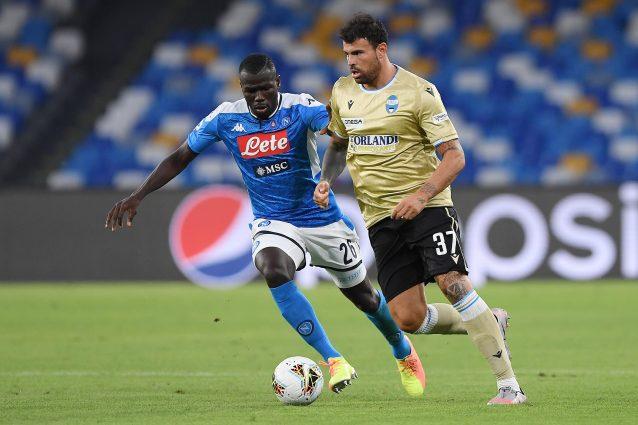 Calciomercato Napoli, Koulibaly allo scoperto: