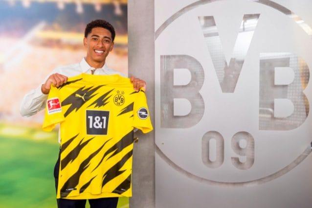 Jude Bellingham – Twitter Borussia Dortmund