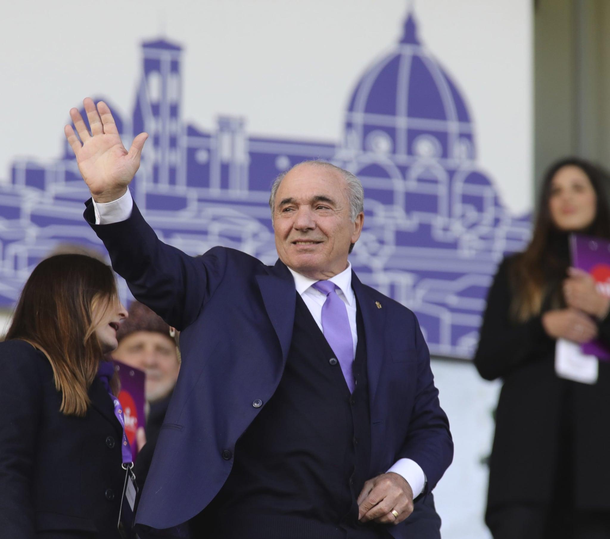 Fiorentina clamorosa decisione Commisso Rossi nuovo allenatore