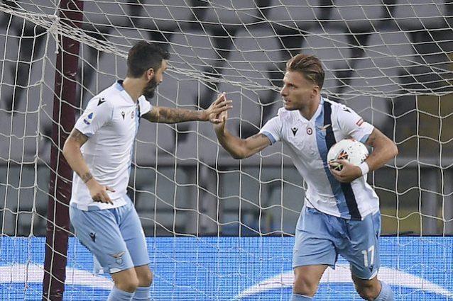 Classifica Marcatori Serie A Cristiano Ronaldo Tiene Testa A Ciro Immobile