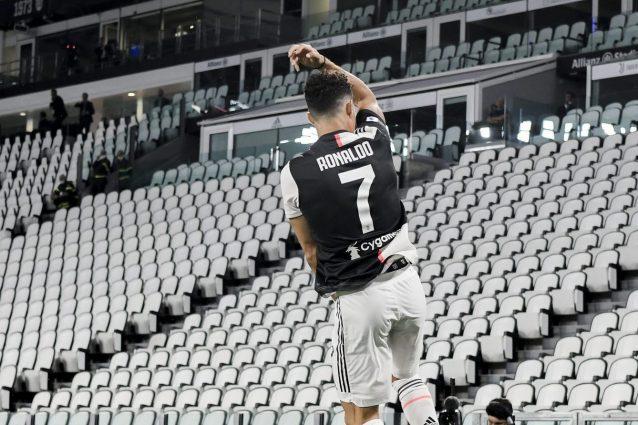 Cristiano Ronaldo E Immobile A 30 Gol Con 12 Rigori E Testa A Testa Per La Classifica Marcatori