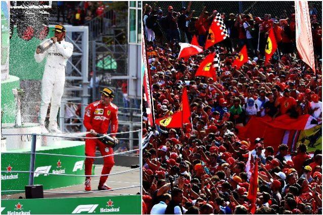 Formula 1: a Monza (ovviamente) niente pubblico