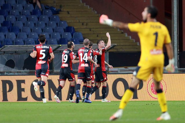 Serie A Risultati 35a Giornata Il Derby Va Al Genoa Samp Battuta 2 1 La Roma Ne Fa 6 Alla Spal