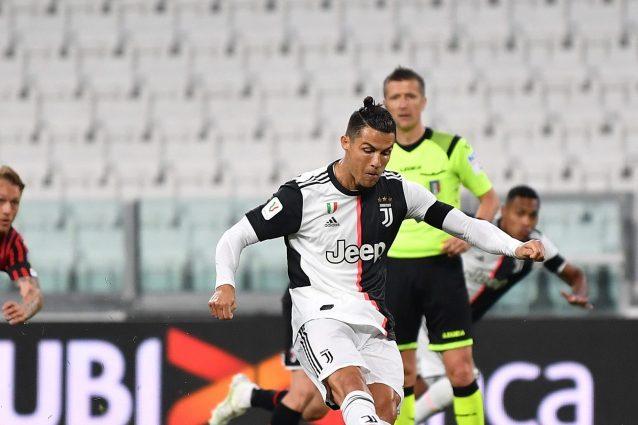 Milan Juventus 4 2 Serie A 2019 2020