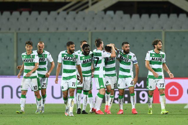 Serie A Risultati Della 29a Giornata Sassuolo Show A Firenze Colpo Salvezza Samp A Lecce