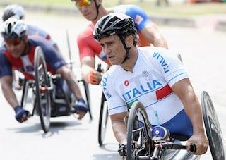 """Alex Zanardi, la perizia rivela: """"L'incidente causato dalla perdita di controllo della handbike"""""""
