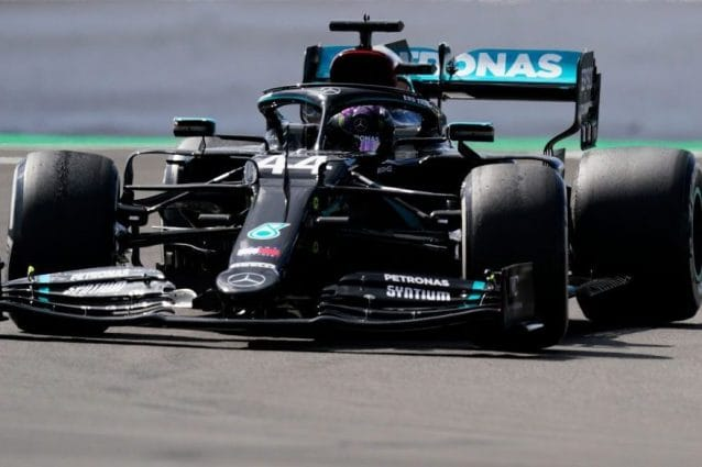 GP F1 70: la gara in diretta streaming