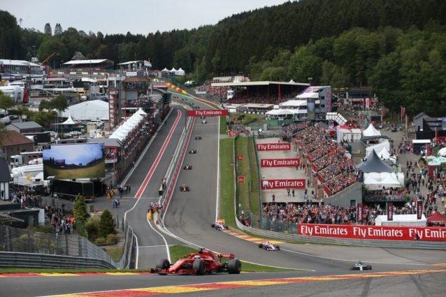 Formula 1, a Spa è ancora trionfo Hamilton. Disastro Ferrari