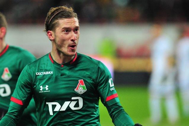 Atalanta, colpo Alexey Miranchuk: