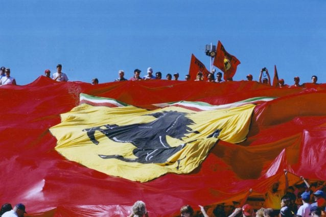 FORMULA 1, Al Mugello via libera per tremila tifosi