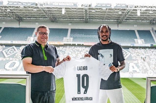 UFFICIALE: Valentino Lazaro lascia l'Inter. Va in prestito al Borussia Monchengladbach