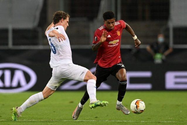 Siviglia-Manchester United, Suso: