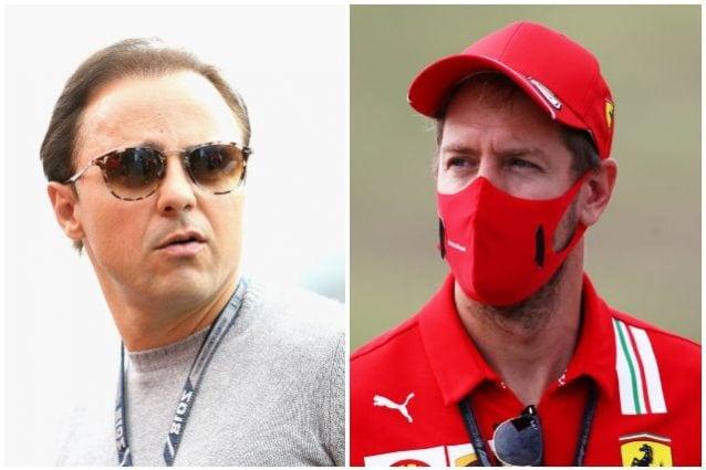 F1, Massa a gamba tesa su Vettel: