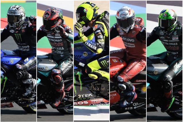 Moto: Yamaha-show a Misano, pole Viñales e secondo Morbidelli