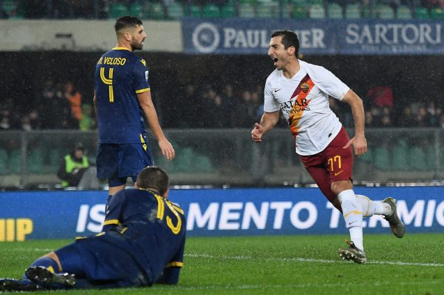 Video Gol Highlights Hellas Verona Roma 0-0 e Sintesi 20-09