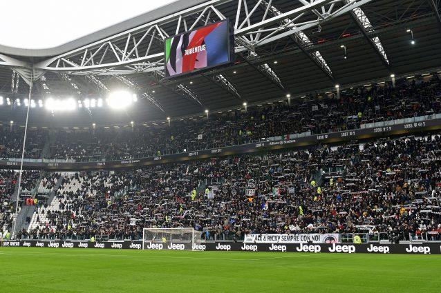 Il Piemonte chiede la riapertura dell'Allianz Stadium