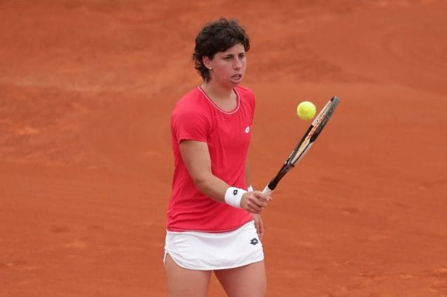 Carla Suarez Navarro: