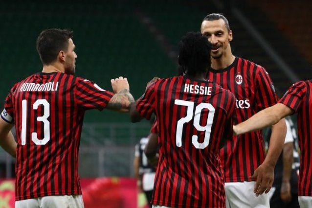 Shamrock Rovers-Milan, Pioli: