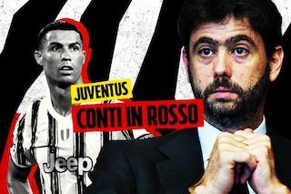 Bilancio Juventus da profondo rosso: perdite per 210 milioni, è record in Italia