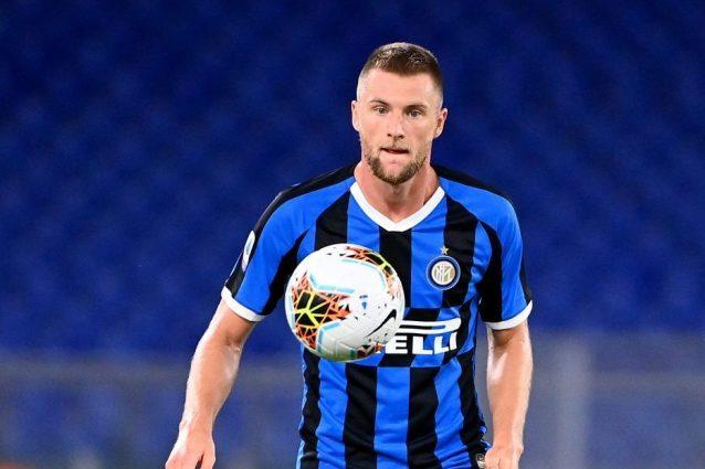 Calciomercato Inter Per Skriniar Si Tratta Col Tottenham Nainggolan Cagliari Si Puo Fare