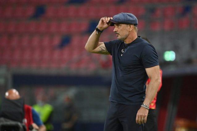 Bologna, secondo tampone negativo: Mihajlovic è guarito