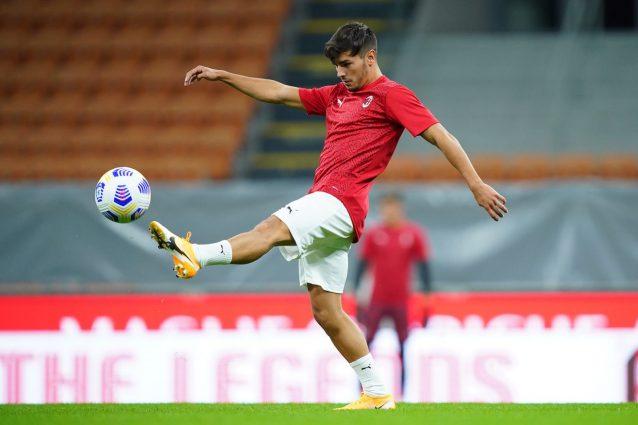 Milan-Vicenza 5-1: primo goal rossonero per Brahim Diaz