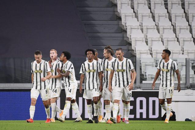 Juventus Tutto Facile All Esordio In Serie A Con La Sampdoria 3 0 A Segno Kulusevski E Ronaldo
