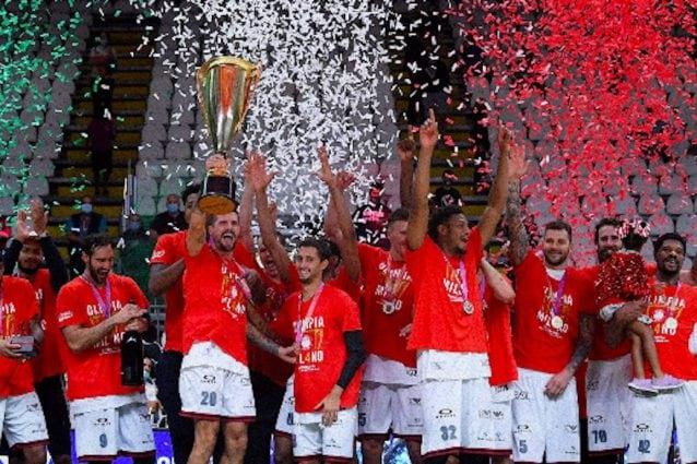 L'Olimpia Milano vola in finale di Supercoppa: battuta la Reyer Venezia 76-67