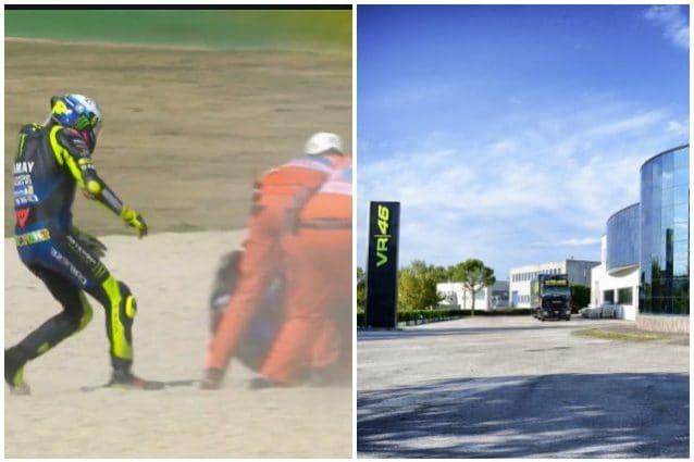 MotoGP | Tentato furto alla sede della VR46