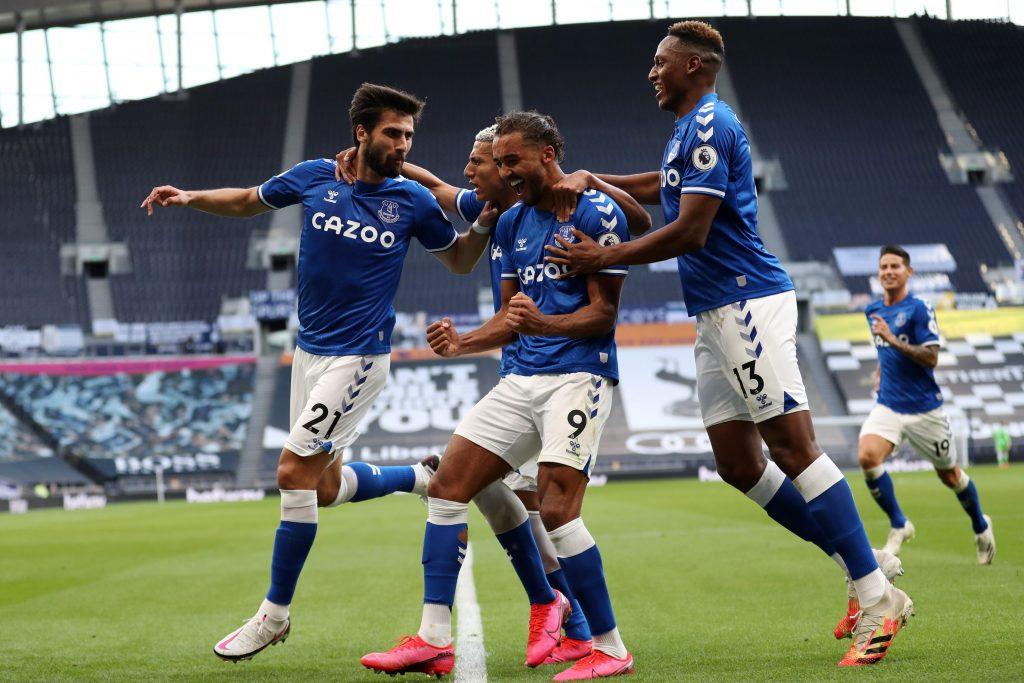 Premier League, ko per il Tottenham: battuto 1-0 dall'Everton