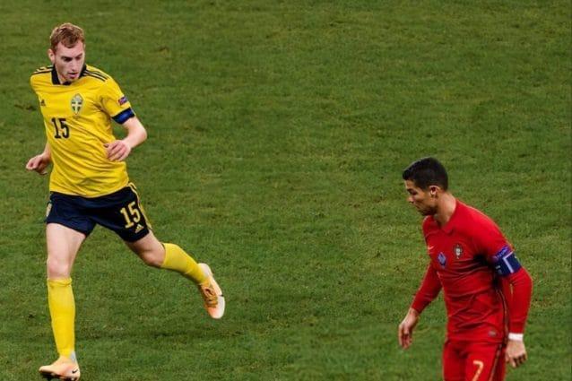 Cristiano Ronaldo elogia Kulusevski: Mi piace come gioca, ha un grande  potenziale