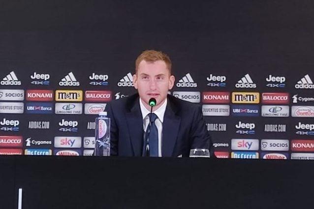 Juventus, Kulusevski si presenta: