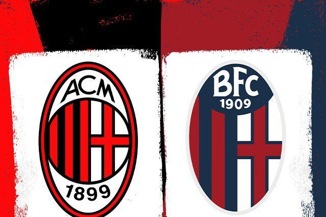 Verso Milan-Bologna: bomber Rebic pronto a riprendersi i rossoneri
