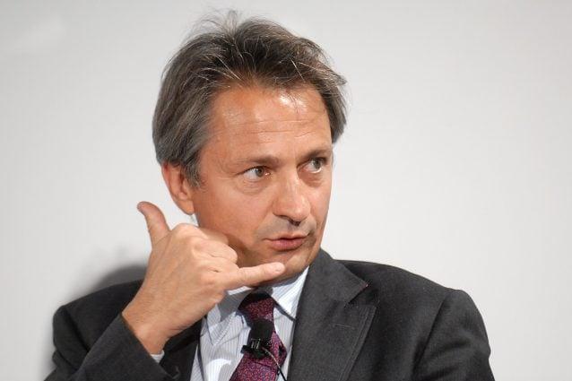 Paolo Dal Pino, presidente della Lega di Serie A