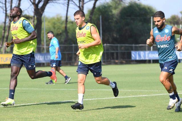 Napoli, annullata l'amichevole con lo Sporting: positivi 3 giocatori del club portoghese