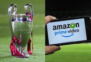 Partite Champions League su Amazon Prime: quali sono e come vederle