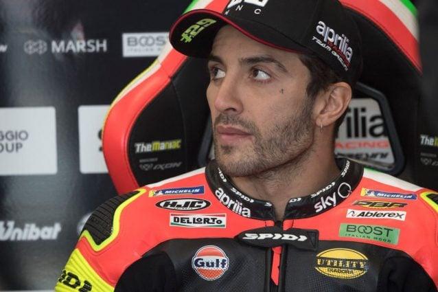 MotoGP, Andrea Iannone in conferenza stampa: