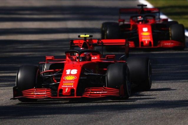 F1: Portogallo; Leclerc