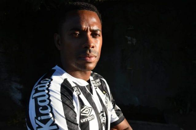 Robinho torna al Santos, guadagnerà 230 euro al mese